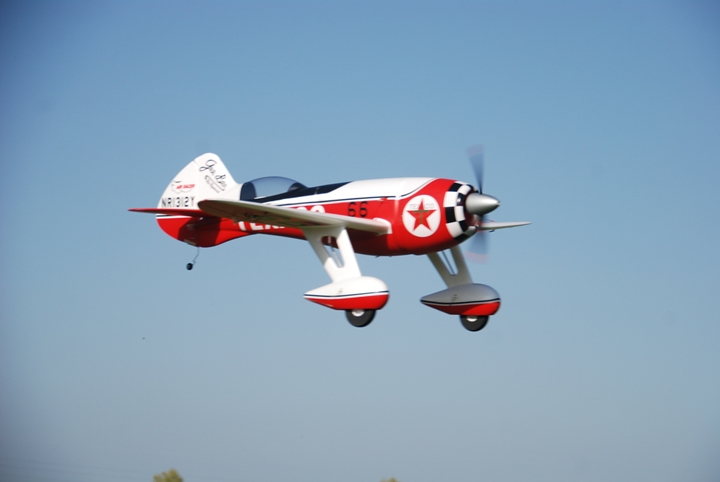 Gee Bee R2 - Matteo Gallo